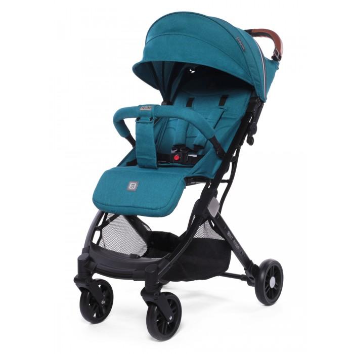 Детская прогулочная коляска Baby Care Q'bit (Бирюзовый)