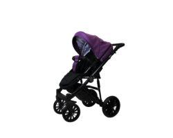 Детская коляска Bruca Olivia 2 в 1 (Фиолетовый)