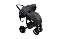 Детская коляска Bruca Onyx 2 в 1 (Серый)