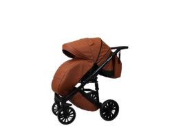 Детская коляска Bruca Onyx 2 в 1 (Светло-коричневый)