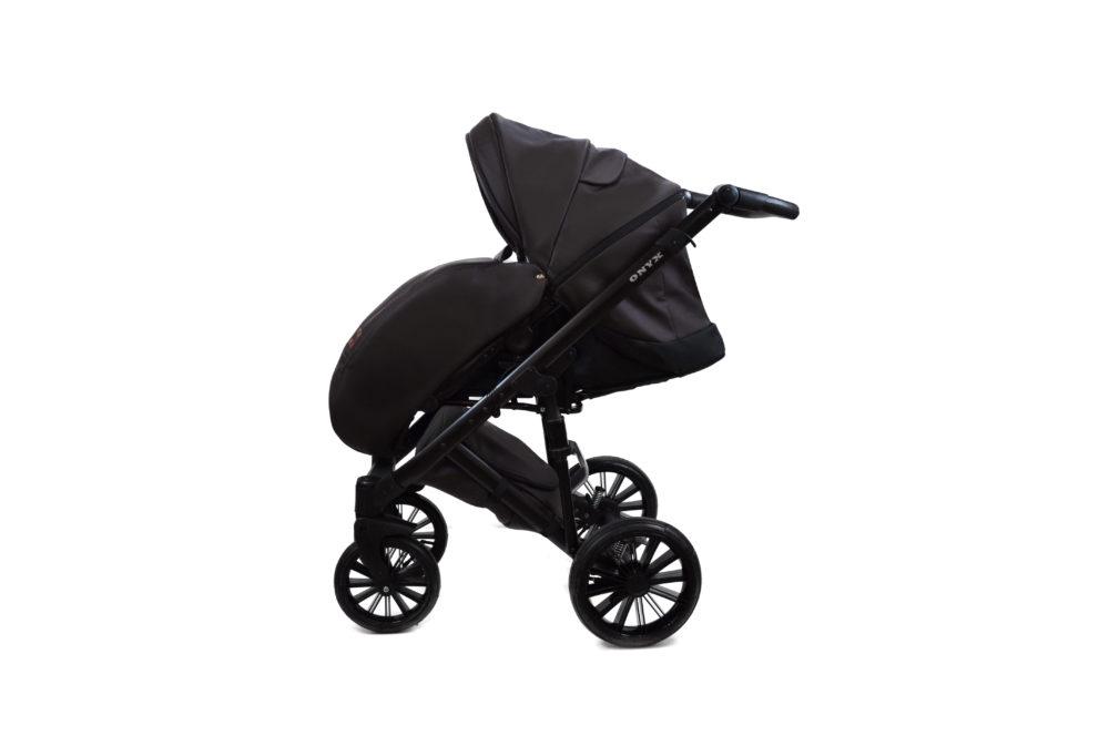 Детская коляска Bruca Onyx 2 в 1 (Темно-коричневый)