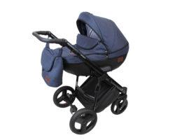 Детская коляска Bruca Spirit 2 в 1 (Синий)