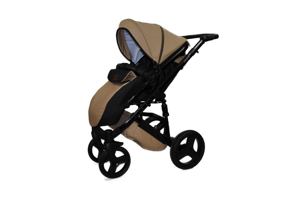 Детская коляска Bruca Spirit 2 в 1 (Коричневый)