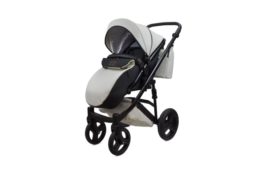 Детская коляска Bruca Spirit 2 в 1 (Светло-серый)