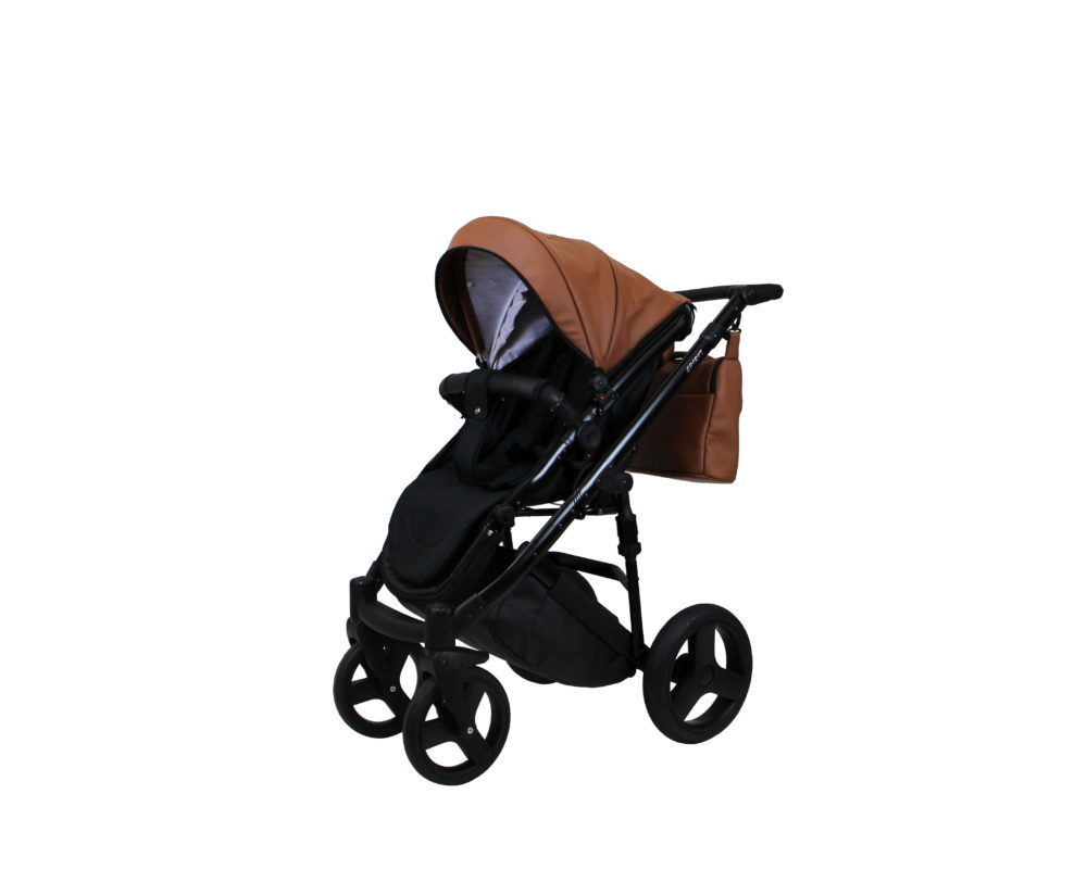 Детская коляска Bruca Spirit 2 в 1 (Темно-коричневый)