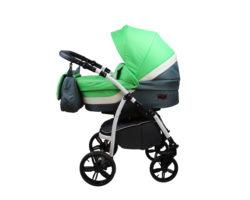Детская коляска Bruca Rose 2 в 1 (Зеленый)