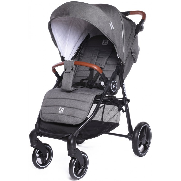 Прогулочная коляска Baby Care Away (Тёмно-серый)