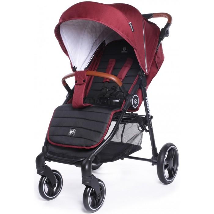 Прогулочная коляска Baby Care Away (Черный/красный)