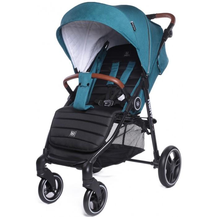 Прогулочная коляска Baby Care Away (Черный/зеленый)