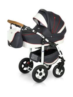 Детская коляска Verdi Broko 3 в 1 (Разноцветный)