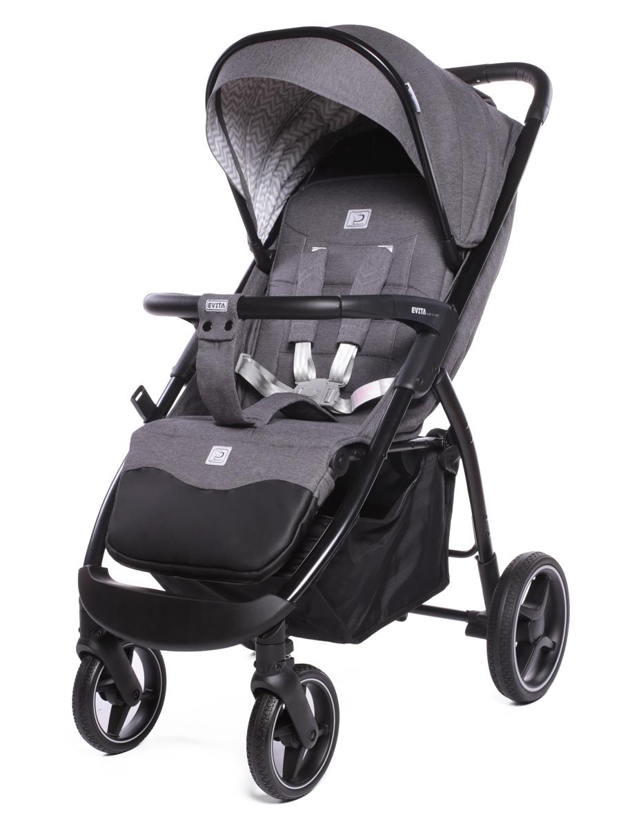 Прогулочная коляска Jetem Evita (Серый)
