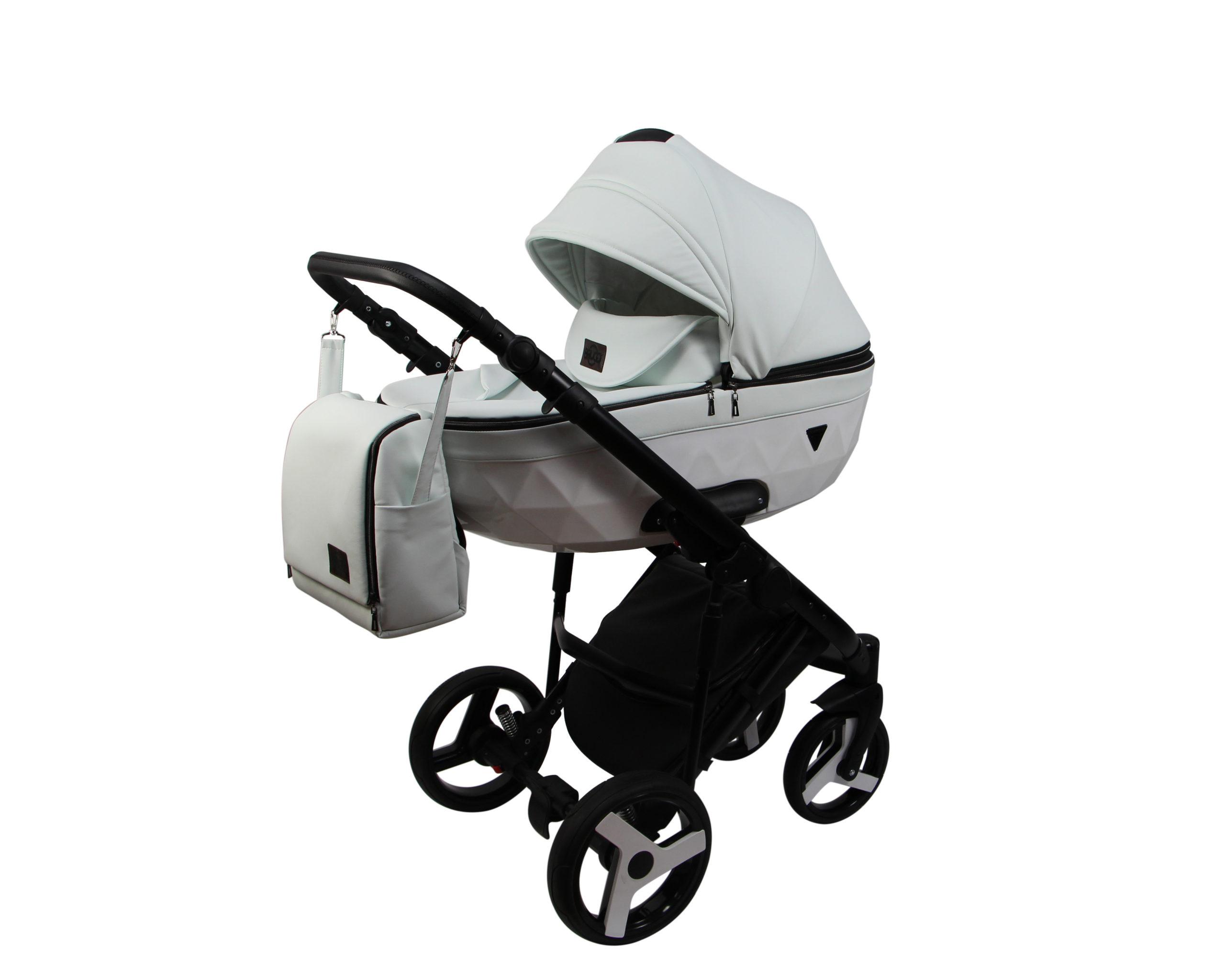 Детская коляска Bruca Vegas 2 в 1 (Серый)