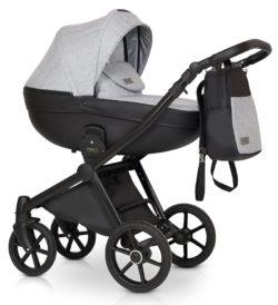 Детская коляска Verdi Mirage Soft 3 в 1 (Серый)