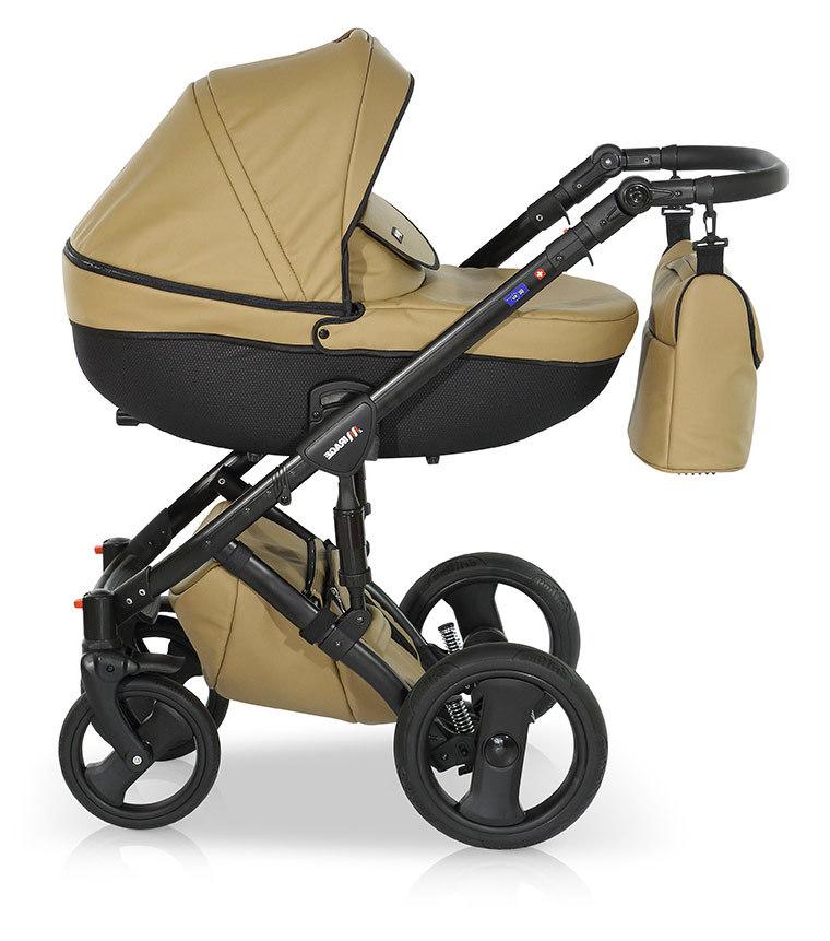 Детская коляска Verdi Mirage 3 в 1 (Бежевый)