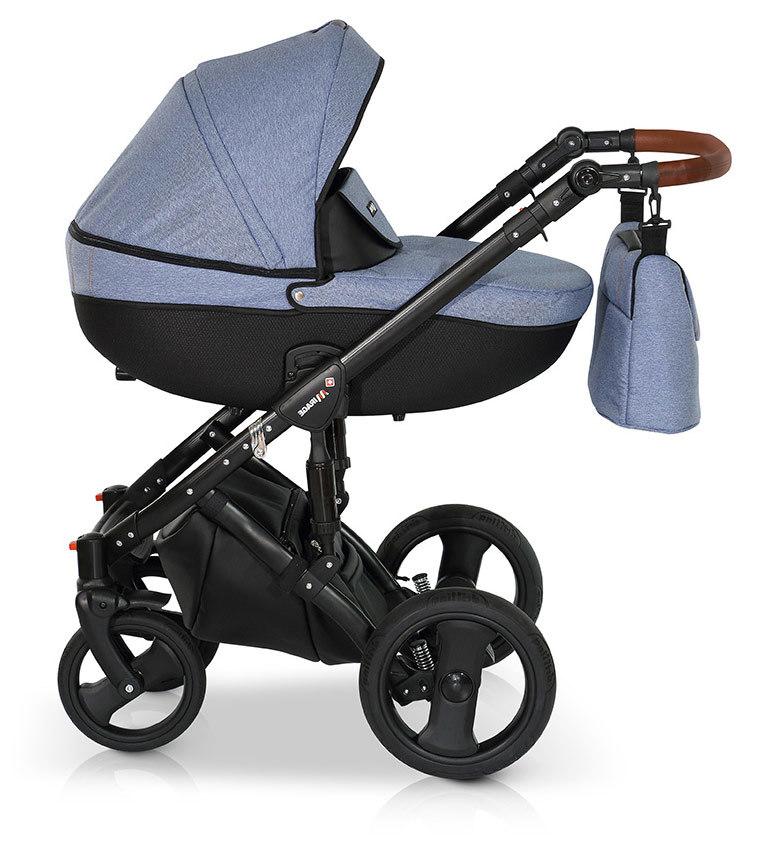 Детская коляска Verdi Mirage 3 в 1 (Голубой)
