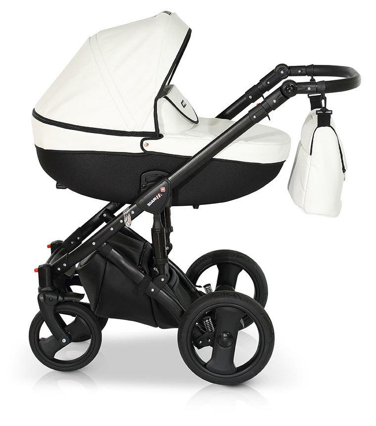 Детская коляска Verdi Mirage 3 в 1 (Белый)