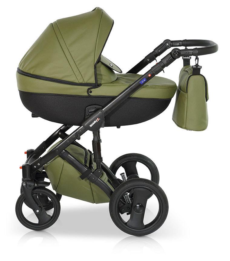 Детская коляска Verdi Mirage 3 в 1 (Хаки)