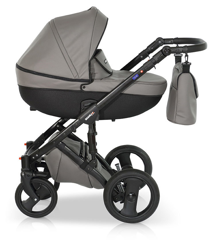 Детская коляска Verdi Mirage 3 в 1 (Серый)