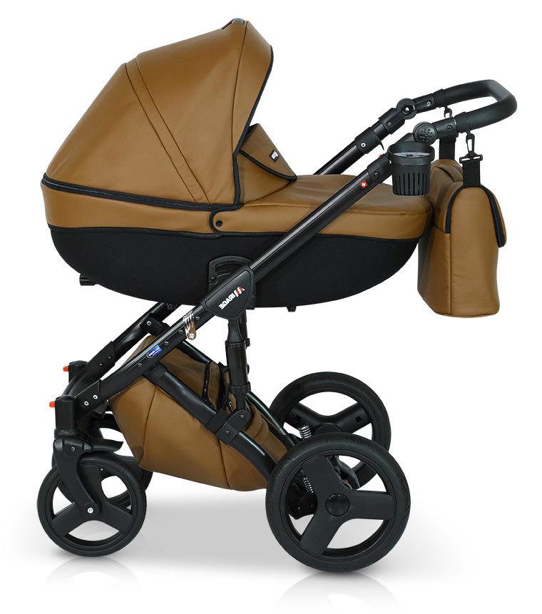 Детская коляска Verdi Mirage 3 в 1 (Коричневый)