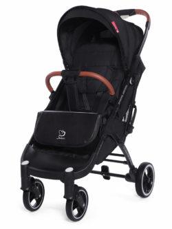 Прогулочная коляска Jetem Yoya Grand, черное шасси (Черный)