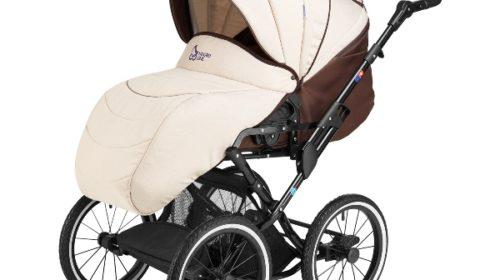 Обновленный дизайн колясок Noordline Beatrice