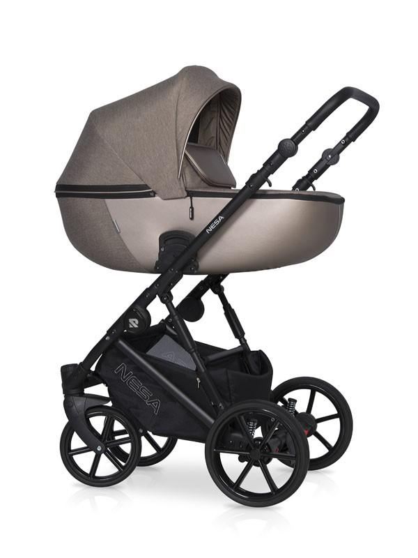 Детская коляска Riko Nesa 2 в 1 (Бежевый)