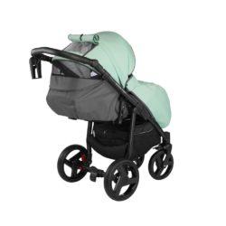 Детская коляска Noordline Beatrice Sport 2 в 1 (Бирюзовый)
