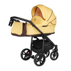 Детская коляска Noordline Beatrice Sport 2 в 1 (Желтый)