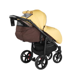 Детская коляска Noordline Beatrice Sport 3 в 1 (Желтый)