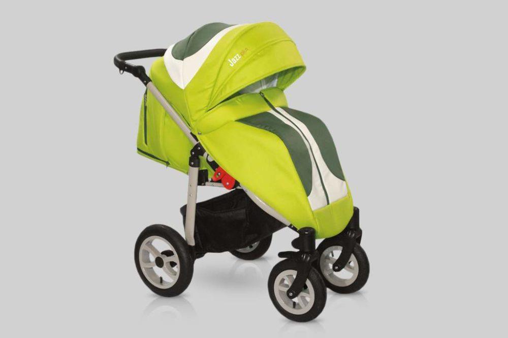 Прогулочная коляска Snolly Jazz Plus (Зеленый)