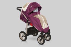 Прогулочная коляска Snolly Jazz Plus (Фиолетовый)