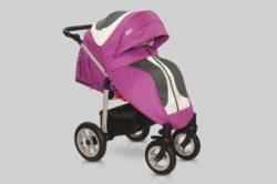 Прогулочная коляска Snolly Jazz Plus (Розовый)