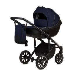 Детская Коляска ANEX m/type 2 в 1 (Синий/черный)