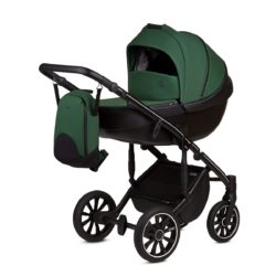 Детская Коляска ANEX m/type 2 в 1 (Зеленый/черный)