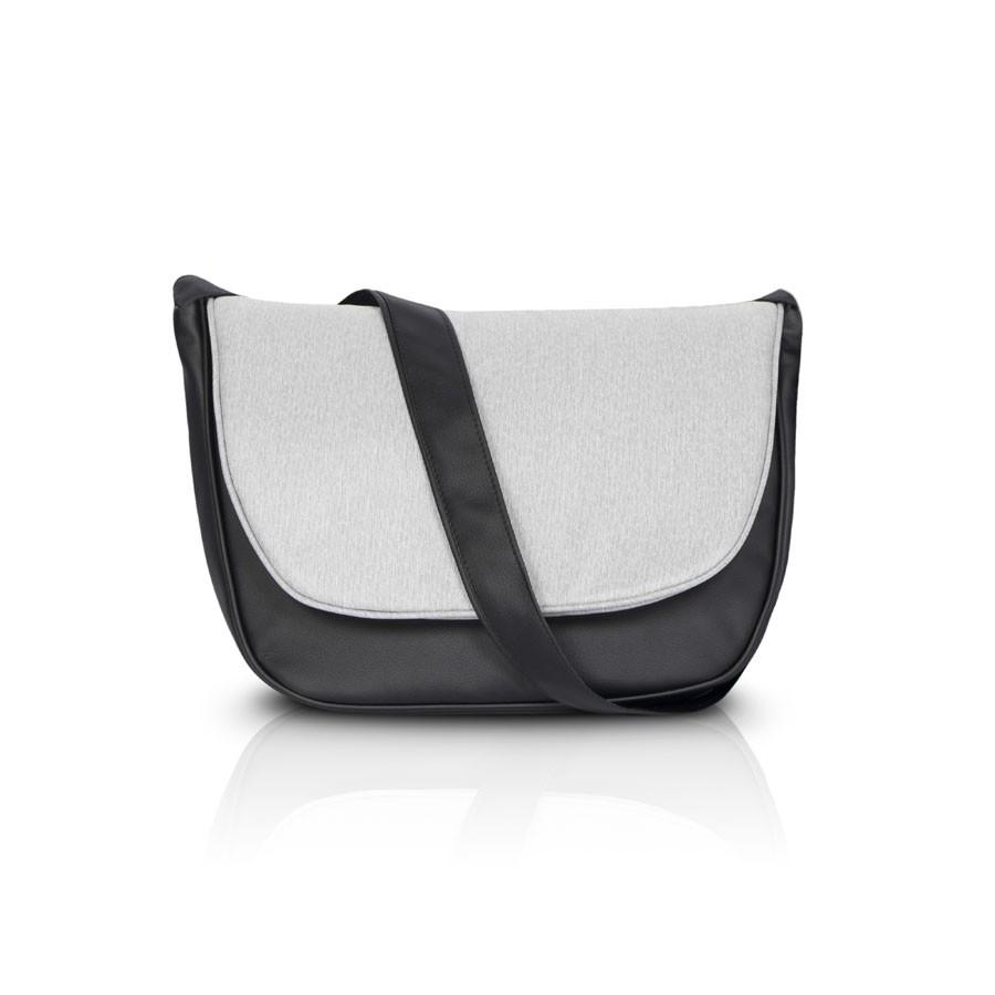 Коляска Riko Basic Vest 2 в 1 Grey Fox / (Серый/черный)