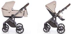 Детская коляска Roan Bloom 2 в 1 New 2021 (Бежевый) Truffle