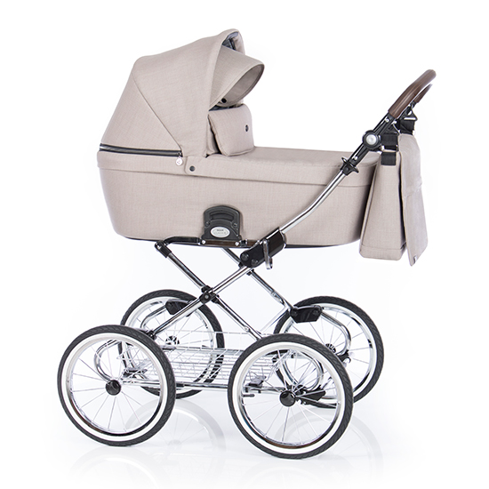 Детская коляска Roan Coss Classic 2 в 1 (Beige)/(Бежевый)