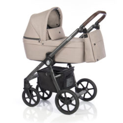 Детская коляска Roan Coss 3 в 1 (Beige)/(Бежевый)