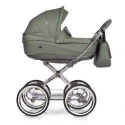 Детская коляска 3 в 1 Roan Emma (Зеленый)
