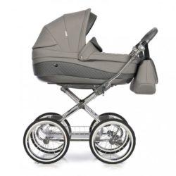 Детская коляска 3 в 1 Roan Emma (Серый)