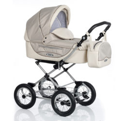 Детская коляска Roan Kortina 2 в 1 (Бежевый)
