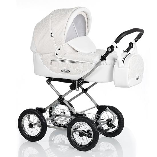 Детская коляска Roan Kortina 2 в 1 (Белый)