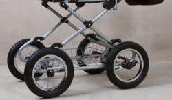 Детская коляска Roan Kortina 2 в 1 (Бирюзовый/Белый)