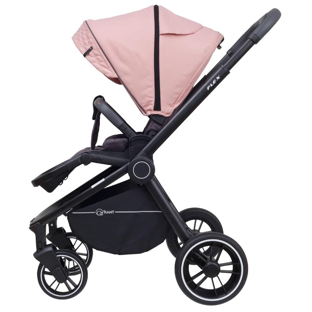 Детская прогулочная коляска Rant Flex Trends (Розовый)