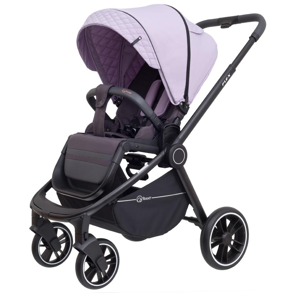 Детская прогулочная коляска Rant Flex Trends (Сиреневый)