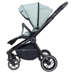 Детская прогулочная коляска Rant Flex Trends (Светло-серый)