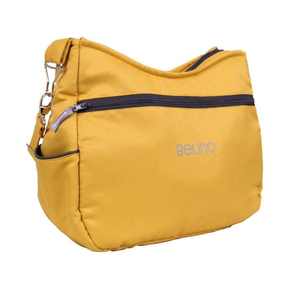 Коляска 2в1 Aroteam Belino/Желтый