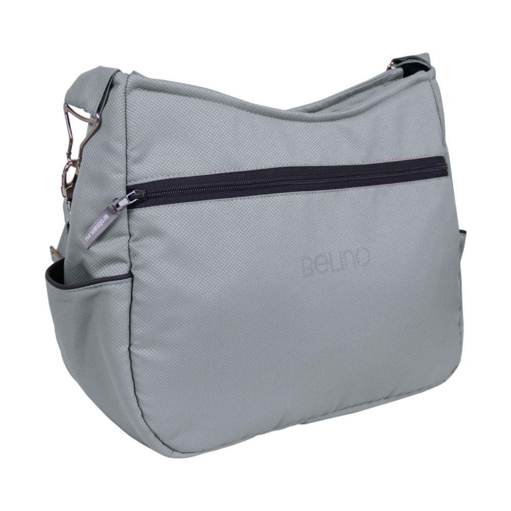 Коляска 2в1 Aroteam Belino/Серый