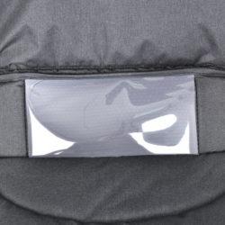 Коляска Tutis Mimi Style 2 в 1 New 2021 №042 Black Marble (Темный серый)