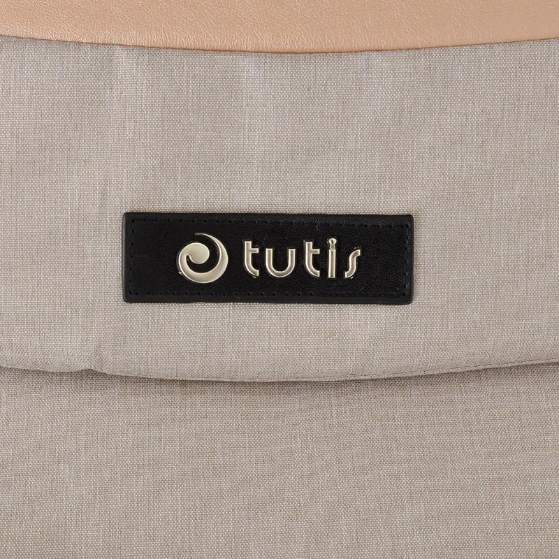 Коляска Tutis Mimi Style 2 в 1 New 2021 №062 Rose Quartz (Розовый кварц)